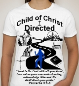 Directed-Woman-white ss shirt