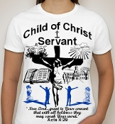 Servant-Woman-white ss shirt