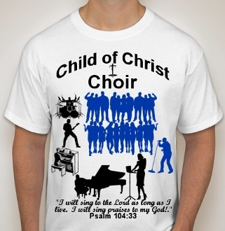 Choir-Man-white ss shirt