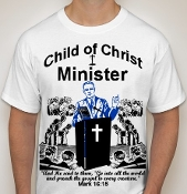 Minister-Man Podium-white ss shirt